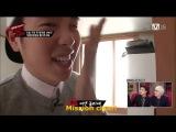 [ENG SUB] Block B - 5 Minutes Before Chaos - Dorm Tour