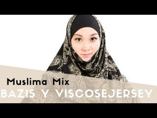 Как одевать хиджаб быстро: BAZIS Y VISCOSE JERSEY - 21 модель видео коллекции Мгновенные хи...