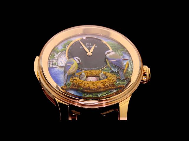 THE BIRD REPEATER BY JAQUET DROZ - MOVIE