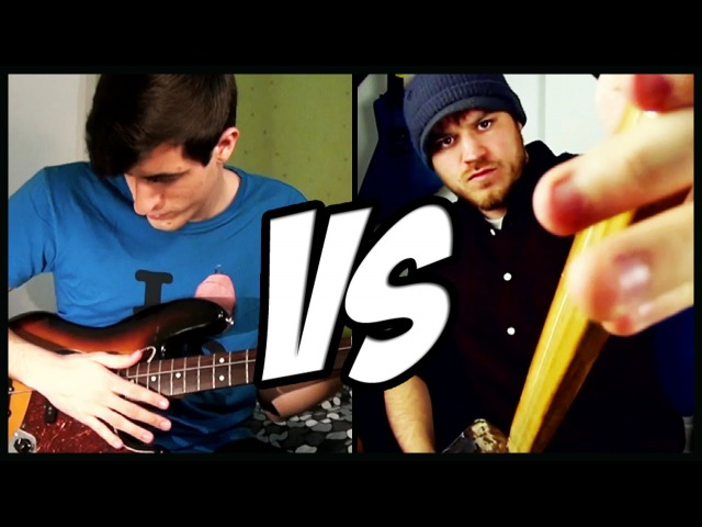 ONE STRING BATTLE (ft. Rob Scallon)