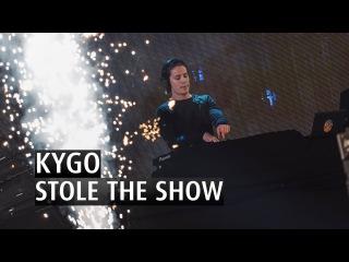KYGO - STOLE THE SHOW - feat. PARSON JAMES - The 2015 Nobel Peace Prize Concert