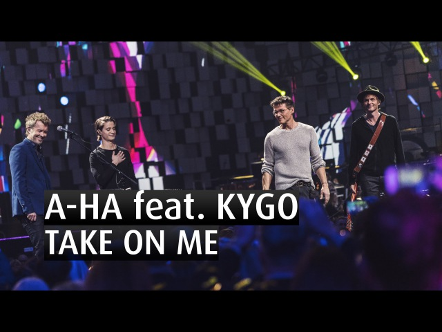 A-HA feat KYGO - TAKE ON ME - EXCLUSIVE - The 2015 Nobel Peace Prize Concert