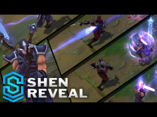 Shen Update - Eye of Twilight - Champion Reveal