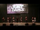 1 место JUST DANCE FEST 24 апреля (Стриит шоу_ЮНИОРЫ_profi), команда STRIKE.