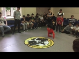 bboy Gold Final Fight by dance 9