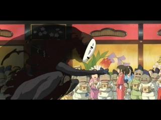 Унесённые призраками/Sen to Chihiro no kamikakushi (2001) ТВ-ролик №3