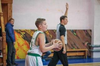 Первенство по баскетболу среди детей, 8 декабря 2015