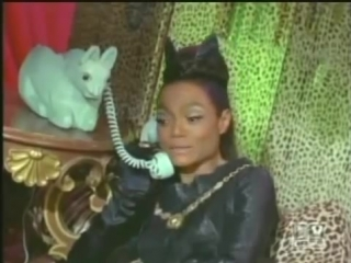 Eartha Kitt - Catwoman (Original Batman TV Series) (1960s)