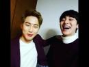 "EXO_CY on Instagram: ""안녕하세요 EXO 찬열입니다!! 우선 아이스버킷 챌린지에 이어서 해피 스마일 캠페인에 참여하게 되어서 영광이고 앞으로도 더욱더 많은분들이 이 캠페인을 알고 참여해서 함께 웃을수 있었으면 좋겠"