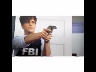 Vine Criminal Minds | Мыслить как преступник (Spencer Reid/ Спенсер Рид/ Matthew Gray Gubler/Габлер, Мэтью Грей)