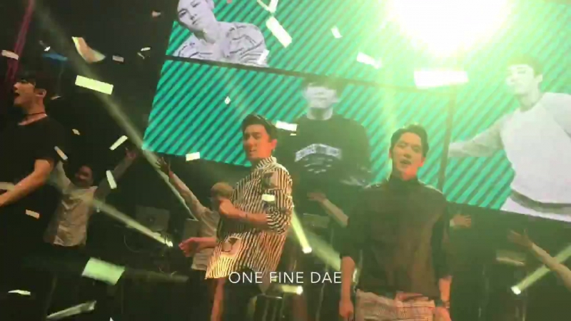 [FANCAM] 160513 «Be Happy» @ B.A.P LIVE ON EARTH 2016 WORLD TOUR LONDON AWAKE!!