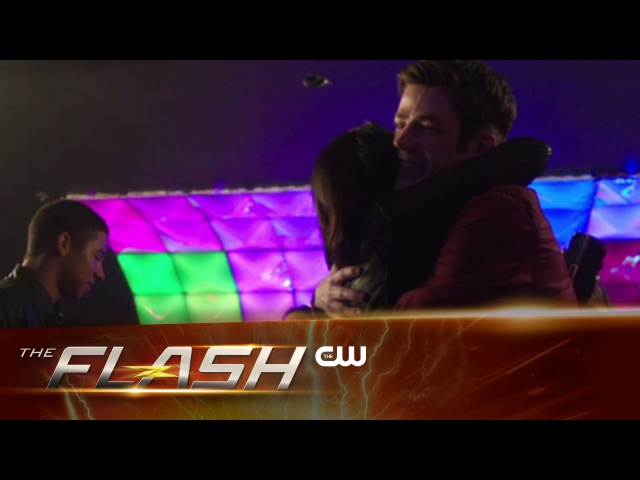 The Flash | Inside: Trajectory | The CW