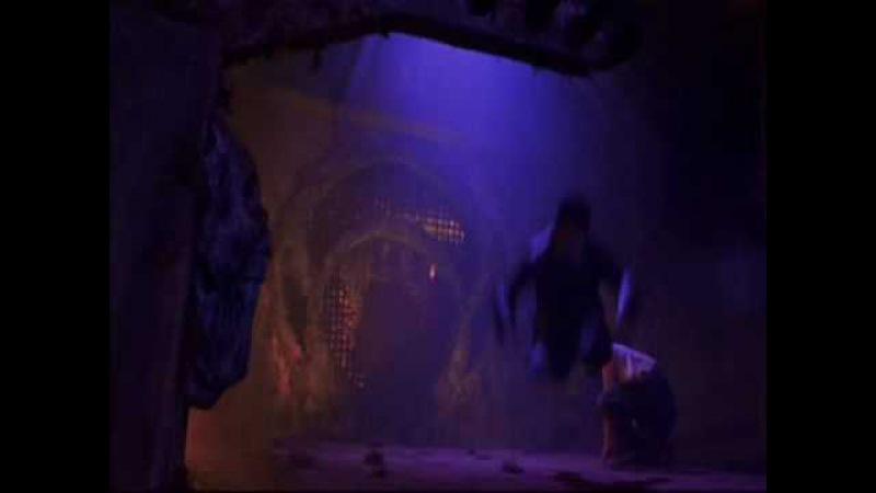 Mortal Kombat Movie - Reptile VS Liu Kang