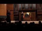 Ф.Шуберт - Сонатина для скрипки и клавира (Op.137, №1) 1ч.