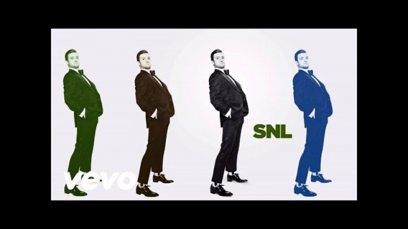 Justin Timberlake - Suit Tie (Live on SNL) ft. JAY Z