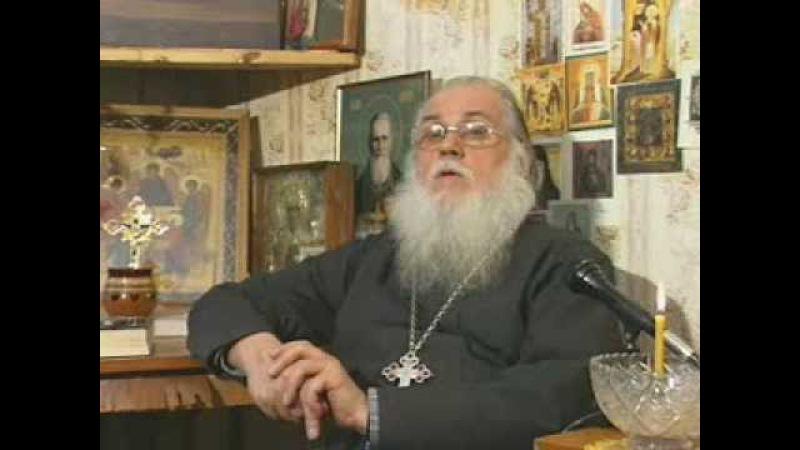 Старец иеросхимонах Сампсон Сиверс