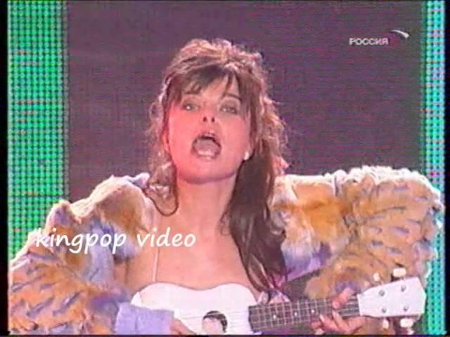 Наташа Королева - сиреневый рай НАШИ песни 04 2005 НА сцеене слетело платье ШОК