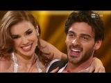 M. Morrone E. Vaganova CHARLESTON Ballando con le stelle 2016