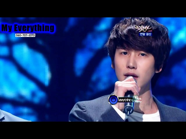 SUJU SHInee SG Wannabe - My Everything (COVER) 720P