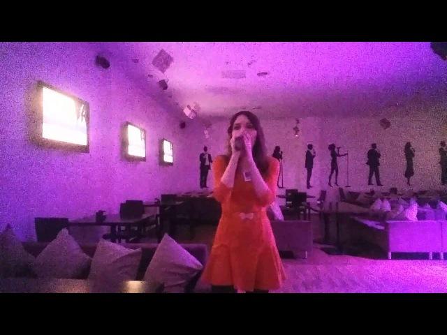 Вероника Борисова-Где-то живет любовь (Полина Гагарина cover)
