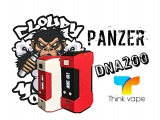 Краткий обзор на Panzer DNA200 by Think Vape (quick review)