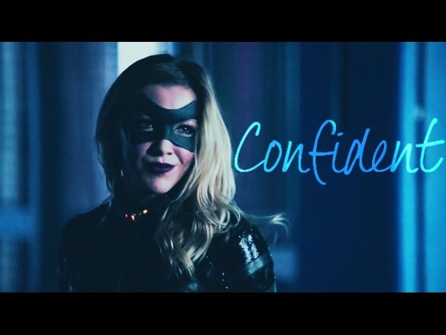 Confident Black Canary