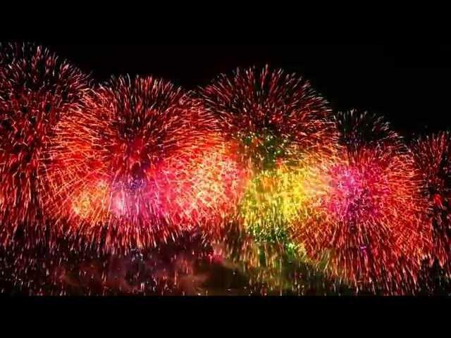 The Best Fireworks WORLD New YORK LONDON USA JAPAN DUBAI RIO SYDNEY