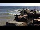 №34 Камни на Brighton Beach часть 3 конец США Brooklyn NY 2013
