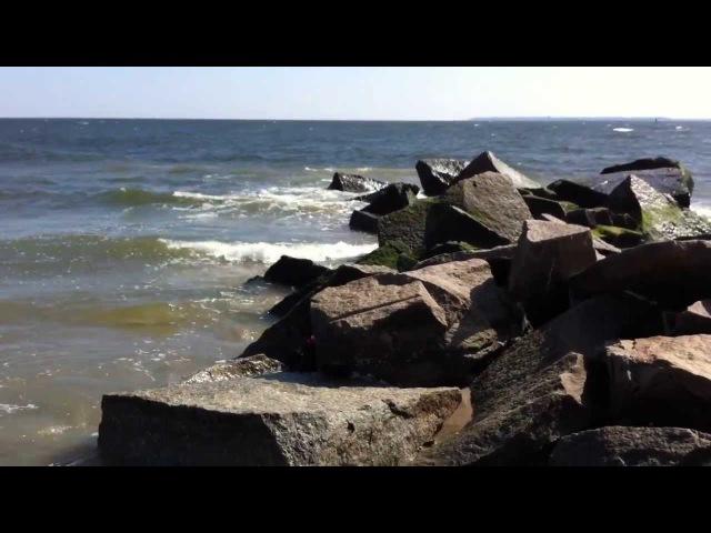 №34 Камни на Brighton Beach часть 3 конец США Brooklyn, NY 2013