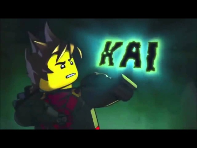 Ninjago! 'The ghost whip' Music Video HD