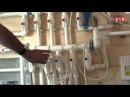 Твердотопливное отопление в деревянном доме (Траян), котельная с горячей водой