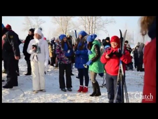 Кострома лыжная - 2016