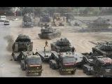 Переворот Турция - По улицам Анкары ездят танки