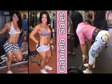 GABRIELA SALES - Wellness Athlete: Leg Workouts for Women - A Tight Butt & Toned Legs @ Brazil