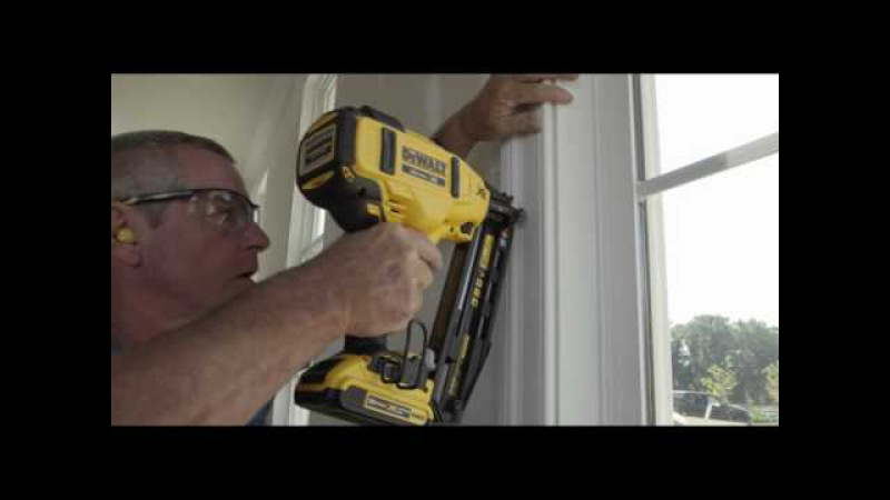 DEWALT DCN660 16 GA 20v MAX* FINISH NAILER