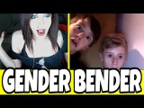 HOT GIRL GENDER BENDER TROLLING ON OMEGLE 2 (Omegle Pranks)