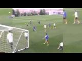 Real Madrid:¿Jesé Rodriguez marca el mejor gol de volea visto en un entreno?