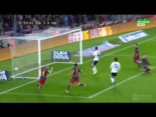Барселона - Валенсия 7-0 (3 февраля 2016 г, 1⁄2 финала Кубка Испании)
