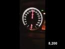 Разгон 0-100 BMW X5 M (E70) - Acceleration