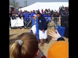 after taking the polar plunge