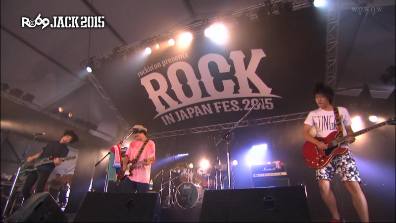 OH!! Mykeys - ROCK IN JAPAN FES.2015 DAY - 4 (09.08.2015)