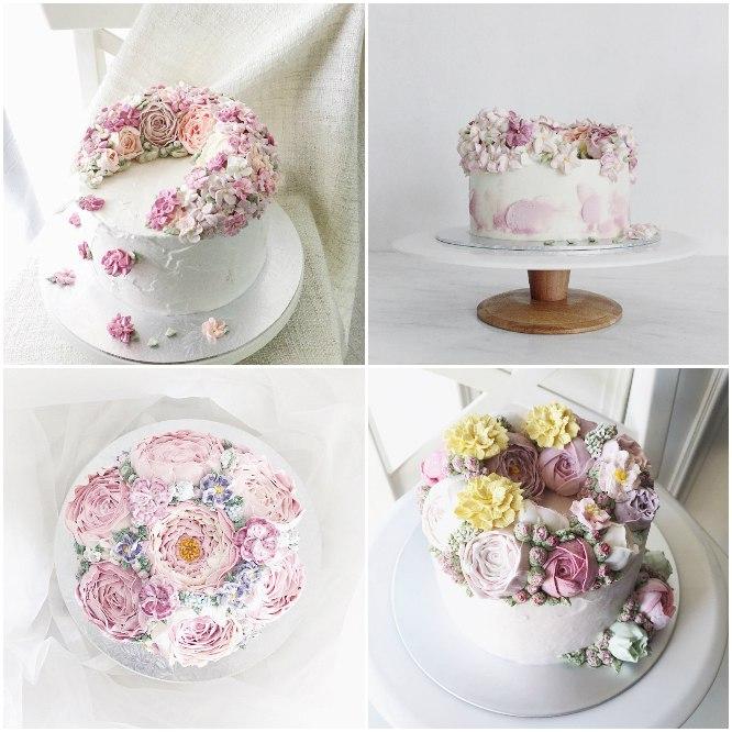 f7t5UbHtswM - Лучшие из свадебных тортов сезона Весна-2016