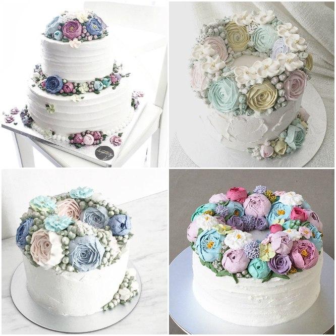 5Vmaioa1ox0 - Лучшие из свадебных тортов сезона Весна-2016