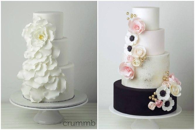 GkkekSNNTo - Лучшие из свадебных тортов сезона Весна-2016