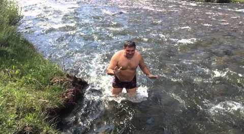 Меры безопасности при купании в открытых водоемах