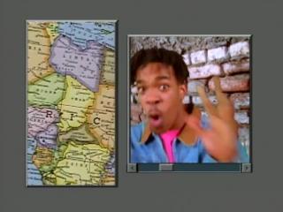 A Tribe Called Quest - Scenario 1991