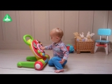 Early Learning Centre Lights and Sounds Walker _ Mothercare