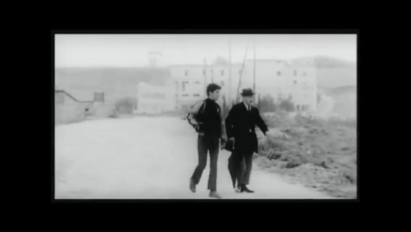 Птицы большие и малые/Uccellacci e uccellini (1966) Трейлер