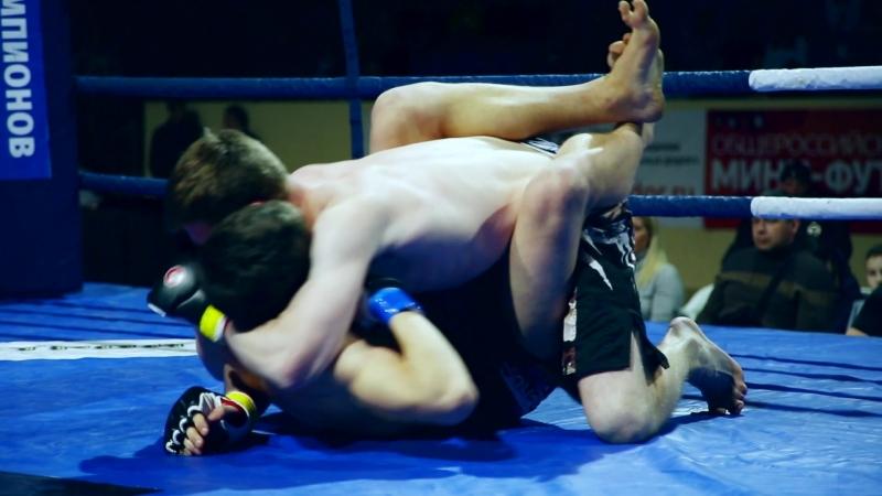 Дмитрий Курбанов (Смоленск/RUS) vs Виктор Низовой (Санкт-Петербург/RUS) MMA 68 кг. ЭРА ЧЕМПИОНОВ 6 СМОЛЕНСК ERA VIP 25.03.2016