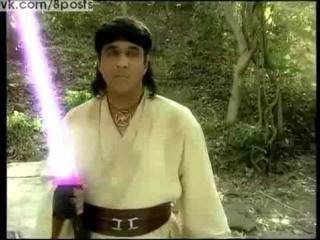 Звёздные войны в индийском кино / Star Wars - indian version